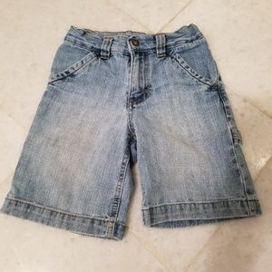 Boys Light Denim Shorts size 5